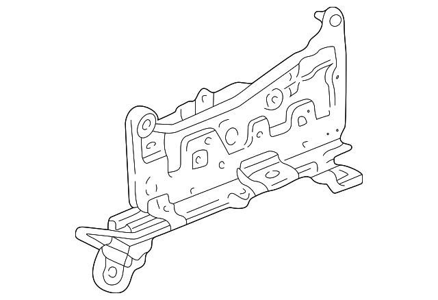 1998 2001 Honda Cr V 5 Door Adjuster R Slide Outer 81260 S10 J11