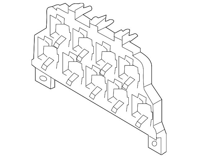 98 Audi A6 Quattro Fuse Diagram
