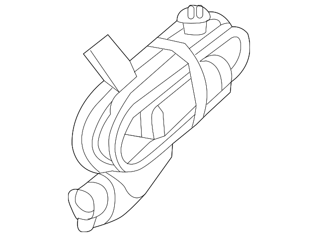 genuine mopar cable 5062107ac