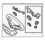 Wheel Assembly-steering