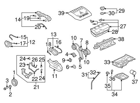 Mitsubishi Outlander Timing Belt