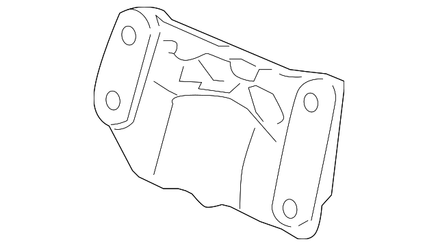 Bracket, Torque Rod (Lower)