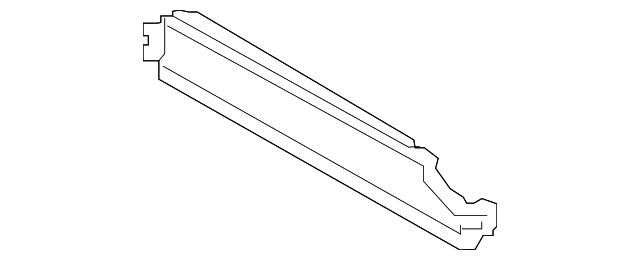genuine oem filter cover part  97129