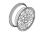 Wheel, Alloy - Ford (7L1Z-1007-D)