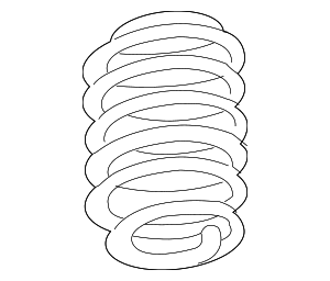 Coil Spring - GM (84165207)