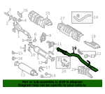 Exhaust Pipe - Ford (CK4Z-5202-L)