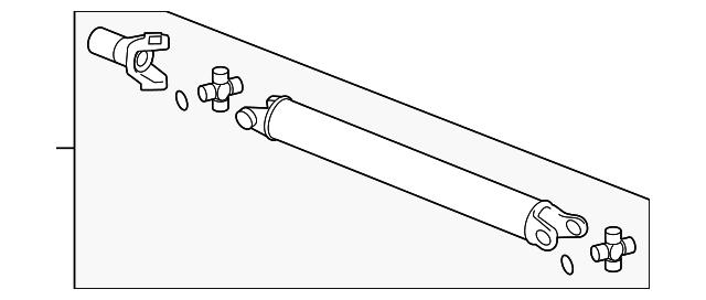 drive shaft assembly