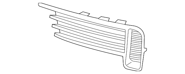outer grille