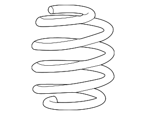 Coil Spring - GM (23335522)