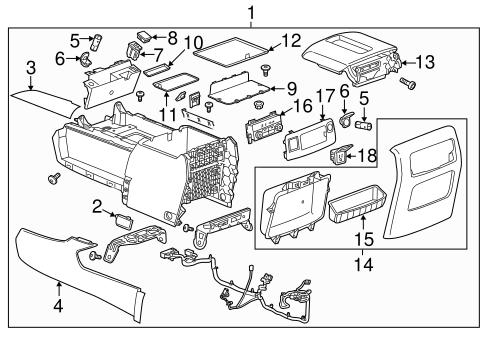 Center Console Scat