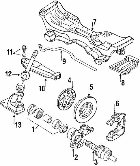 front suspension for 1986 subaru xt subaru parts Subaru GL 10 Wagon front suspension front suspension for 1986 subaru xt 3
