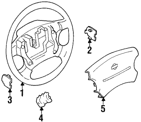 1995 Nissan Pick Up Turn Signal Wiring