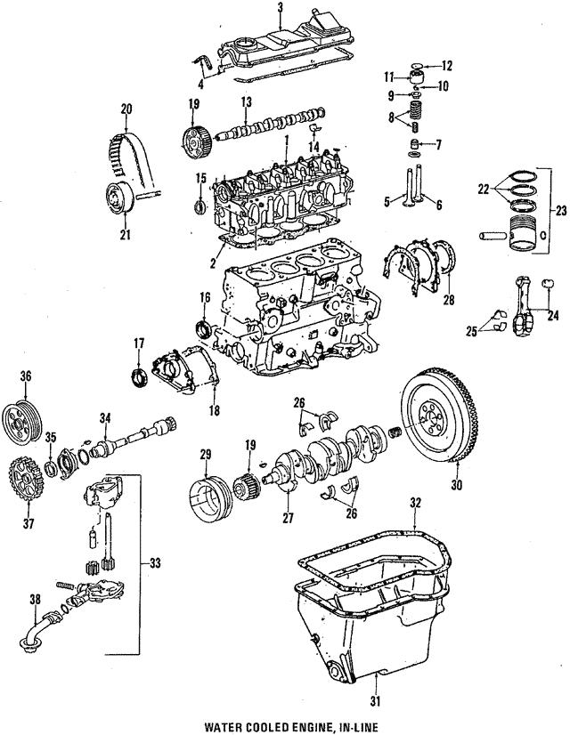 1984 1997 volkswagen valve seals 026 109 675 vwmariettaparts Stanced VW Cabriolet valve seals volkswagen 026 109 675