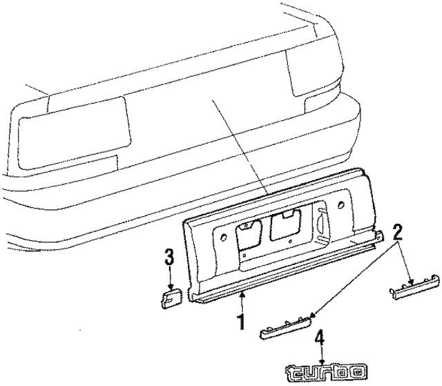 1986 1989 toyota supra emblem 75451 14110 graham toyota parts 1987 Supra Turbo emblem toyota 75451 14110