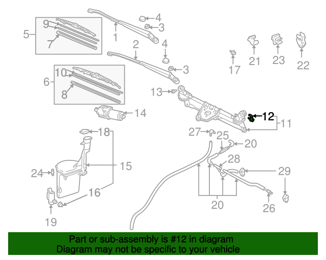 Linkage Assembly Bracket