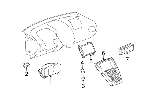 2012 Terrain Wiring Diagram