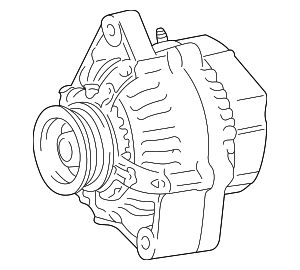 Alternator - Toyota (27060-21042)
