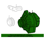 Alternator - Toyota (27060-21030-84)