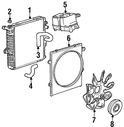 2000 Mercury Mountaineer Engine Diagram - Wiring Diagram ...