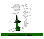 Shock Absorber Assembly - Ford (HG9Z-18124-AS)