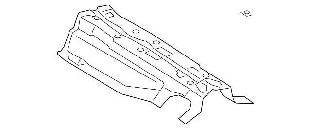 silencer front floor