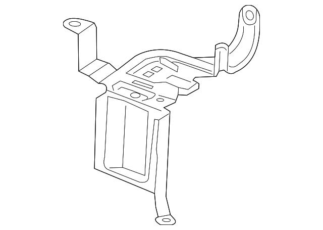 fuse  u0026 relay box mount bracket