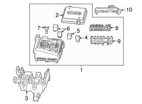 fuse relay for 2016 chevrolet camaro. Black Bedroom Furniture Sets. Home Design Ideas