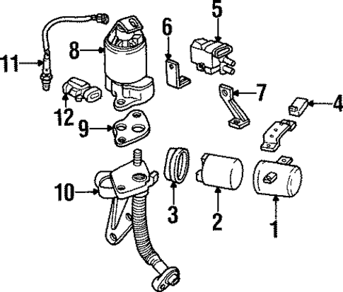 Audi A8 Turbo in addition 4 Seasons 35910 as well 1980 Trans Am Engine Wiring Diagram moreover Gm Center Muffler 22846892 together with Gm Fuel Door 15222298. on buick regal exhaust