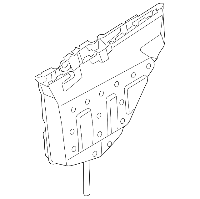 water drain panel