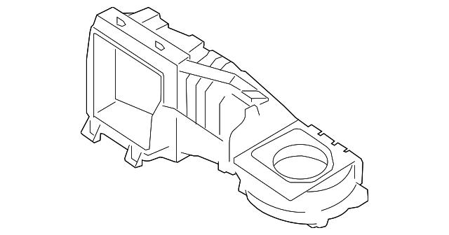 Valeo Heater Core