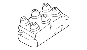 Ignition Coil - Ford (F57Z-12029-B)