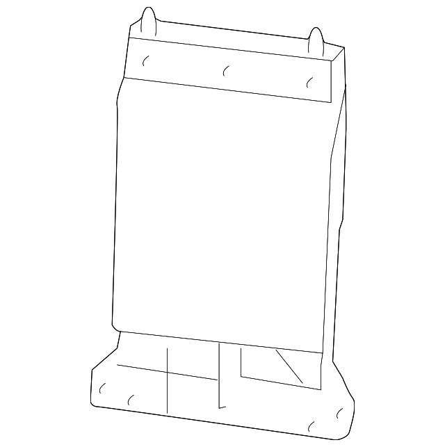 genuine ford control module 9e5z