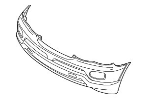 Bumper Cover - BMW (51-11-7-146-579)