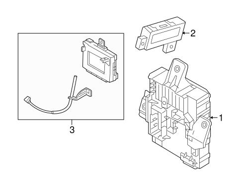 Fuse Relay Parts