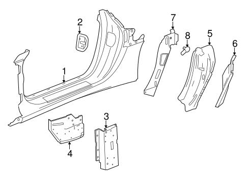 Aperture Panel For 2015 Chevrolet Corvette