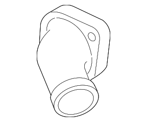 Thermostat Housing - Subaru (11060AA220)