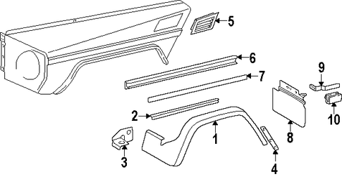 Splash Guards together with Dc68e0206d603f02 Ferrari F430 Further Bmw Front Suspension Diagram Together additionally Pilot 16 Performance Wiper Blade For G Class 2008 besides Mercedes Benz g 63 amg ktc5617 additionally Tiptopsigns   images P CART babysylvester. on mercedes g63