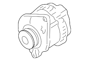 Alternator - Nissan (23100-AM61A)