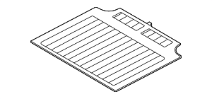 Floor Mat - Land-Rover (LR140264)