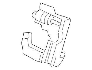 Headrest Motor - Mercedes-Benz (210-970-00-26)