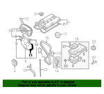 Gasket-Timing Belt Cover