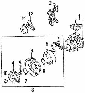 Pulley Washer