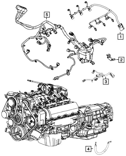 Dodge Durango Engine