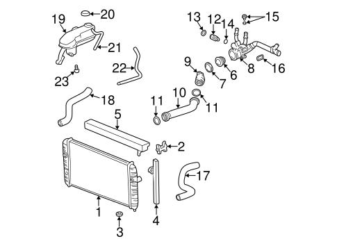 oem 2003 oldsmobile alero senders parts. Black Bedroom Furniture Sets. Home Design Ideas