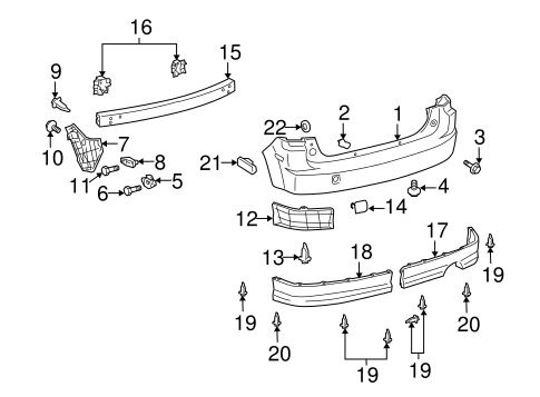 Toyota Mount Bracket 5218052020