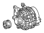 Alternator - Mercedes-Benz (000-906-69-06-80)