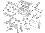 Water Hose Assembly - BMW (11-53-1-705-210)