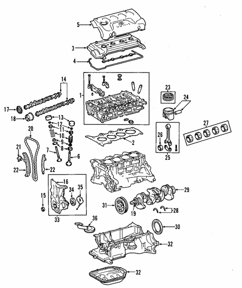 2002 Toyota Echo Engine Diagram Wiring Diagram General Home