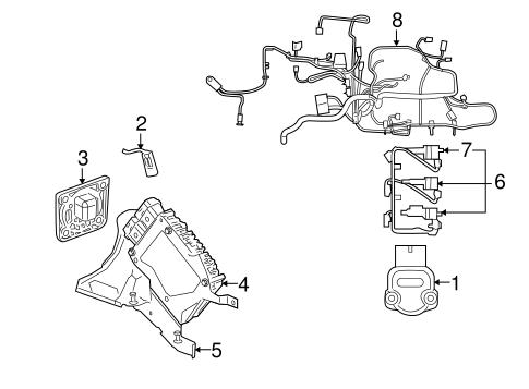 Powertrain Control For 2003 Dodge Stratus