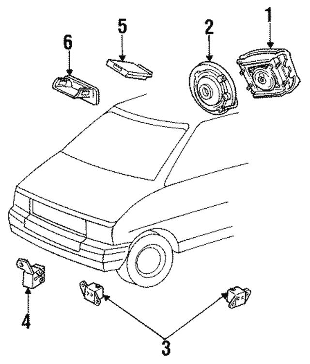 diagnostic module ford f2az 14b056 a newautoparts Ford Aerostar Van diagnostic module ford f2az 14b056 a